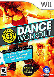Gold's Gym Dance Workout  (Wii, 2010)