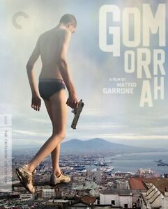 Gomorrah (Blu-ray Disc, 2009, Criterion ...