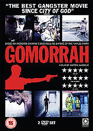Gomorrah (DVD, 2009, 2-Disc Set)