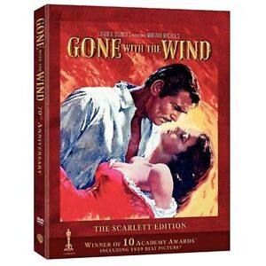 Gone With the Wind (DVD, 2010, 5-Disc Se...