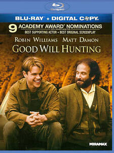 Good Will Hunting (Blu-ray Disc, 2011)