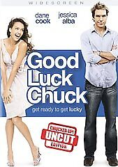 Good Luck Chuck (DVD, 2008, Canadian; En...