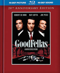 Goodfellas (Blu-ray Disc, 2010, 2-Disc S...