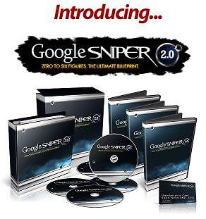 Google Sniper 2.0 Internet Marketing Affiliate Program Amazon/Clickbank in Everything Else, Information Products, Other | eBay