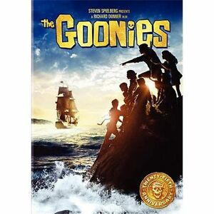 The Goonies (Blu-ray Disc, 2010, 25th An...