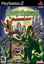 Goosebumps HorrorLand  (Sony PlayStation...