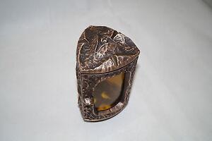 Grablampe, Grablaterne aus Bronze Strassacker - <span itemprop=availableAtOrFrom>Kuchen, Deutschland</span> - Rücknahmen akzeptiert - Kuchen, Deutschland