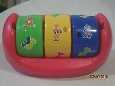 Graco Exersaucer Replacement Toys 120