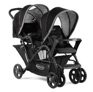 Graco Stadium Duo Orbit Standard Double ...