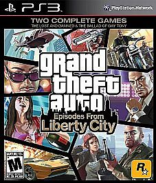 Grand Theft Auto: Episodes From Liberty ...