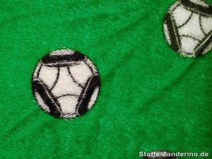 Grasstoff kunstrasen mit fu balldruck gr n ca 150cm - Deko kunstrasen ...
