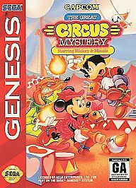 Great Circus Mystery Starring Mickey & M...