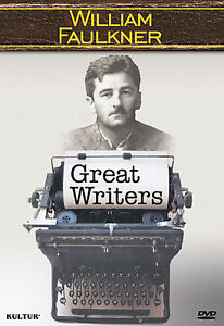 Great Writers: William Faulkner (DVD, 20...