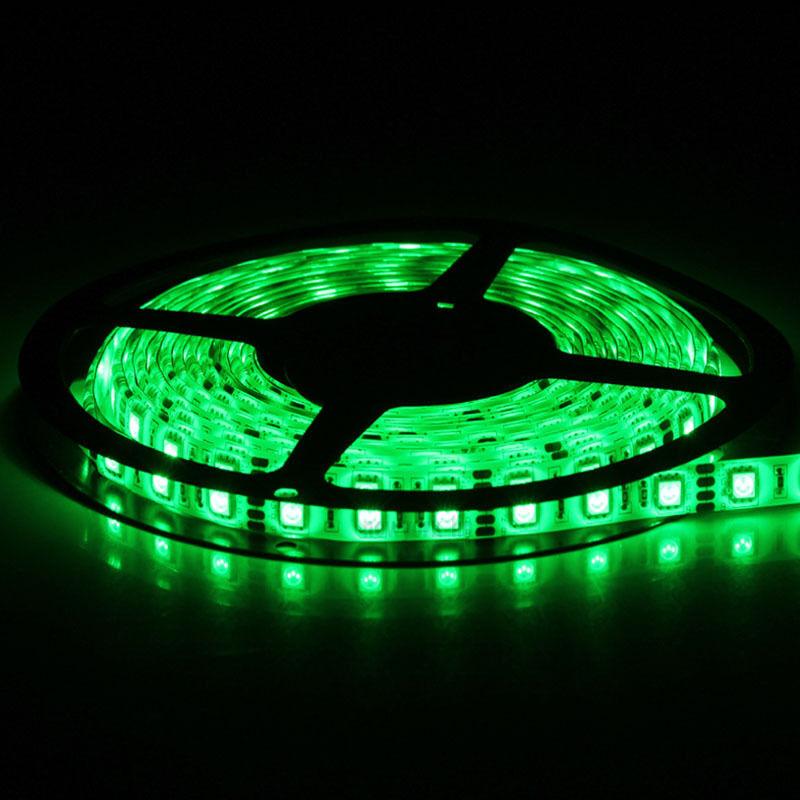 best green 300 led 5m non waterproof 3528 smd led strip led light bulb. Black Bedroom Furniture Sets. Home Design Ideas