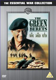 The Green Berets (DVD, 2005)