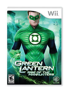 Green Lantern: Rise of the Manhunters  (...