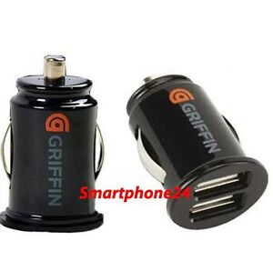 Griffin-PowerJolt-Dual-USB-Micro-Charger-KFZ-Ladegeraet-ipad-ipad-mini-iphone-5