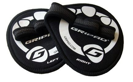 Gripad Weightlifting Grip Pads - Pro Grip Workout CrossFit Gloves | Black in Sporting Goods, Exercise & Fitness, Gym, Workout & Yoga | eBay