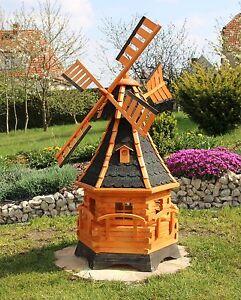 gro e windm hle mit solar typ 12 1 auswahl aus 4 dachfarben ebay. Black Bedroom Furniture Sets. Home Design Ideas