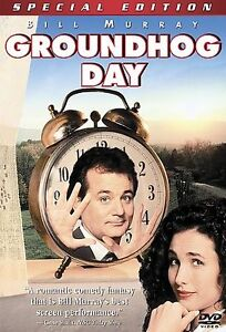 Groundhog Day (DVD, 2002, Special Editio...