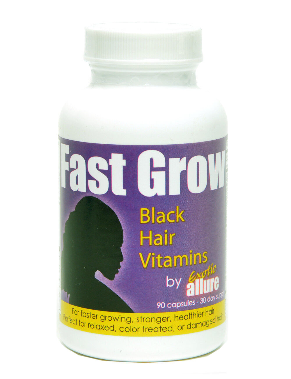 Fast Grow  Best Hair Vitamins for Faster African American