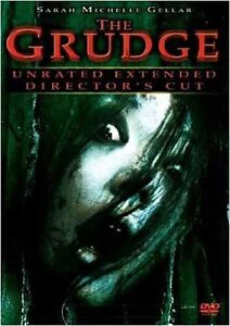The Grudge (DVD, 2005, Extended Cut, Not...
