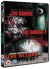 The Grudge/The Grudge 2/The Return (DVD,...