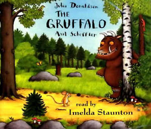 The Gruffalo by Julia Donaldson, Axel Sc...