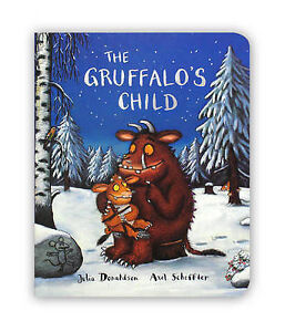 The Gruffalo's Child by Julia Donaldson ...