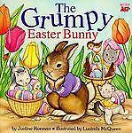 Easter bunny grumpy