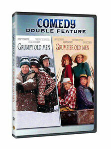 Grumpy Old Men/Grumpier Old Men (DVD, 20...