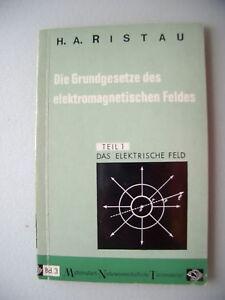 Grundgesetze elektromagnetischen Feldes 1963 Teil 1 - Eggenstein-Leopoldshafen, Deutschland - Widerrufsbelehrung Widerrufsrecht Als Verbraucher haben Sie das Recht, binnen einem Monat ohne Angabe von Gründen diesen Vertrag zu widerrufen. Die Widerrufsfrist beträgt ein Monat ab dem Tag, an dem Sie oder ein  - Eggenstein-Leopoldshafen, Deutschland