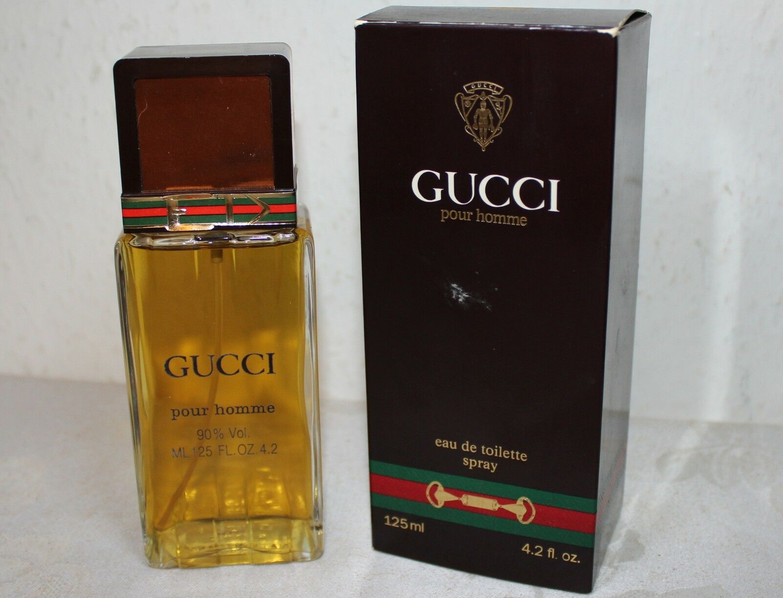 b1db19a202140 Raiders of the Lost Scent: How to recognize GUCCI perfumes.
