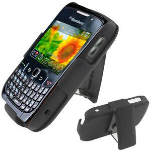Guertel-Tasche-Etui-Schutzschale-Plastik-Case-mit-Clip-Holder-fuer-Blackberry-8520