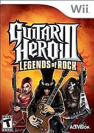 Guitar Hero III: Legends of Rock (Ninten...
