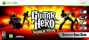 Guitar Hero: World Tour [Deluxe Band Bun...