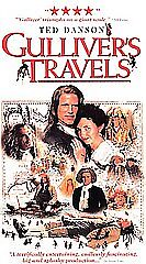 Gulliver's Travels (VHS, 1996, 2-Tape Se...