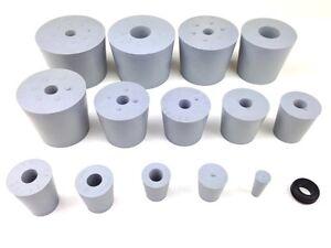Gummistopfen-mit-9mm-Loch-Gummi-Stopfen-9-mm-Gaerroehrchen-Gaerspund-Bier-brauen