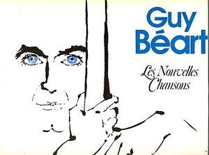 Guy Béart: Les nouvelles chansons LP Disques Temporel GB 00026 - Deutschland - Guy Béart: Les nouvelles chansons LP Disques Temporel GB 00026 - Deutschland