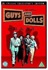 Guys And Dolls (DVD, 2006)