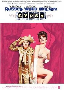 Gypsy (DVD, 2010, Deluxe Edition)