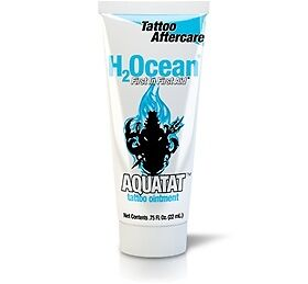 H2ocean aquatat aquaphor tattoo aftercare ointment 25o ebay for Skinlock tattoo aftercare uk