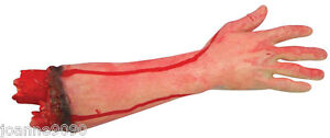HALLOWEEN-SEVERED-CHOP-SHOP-CUT-OFF-RUBBER-FAKE-ARM