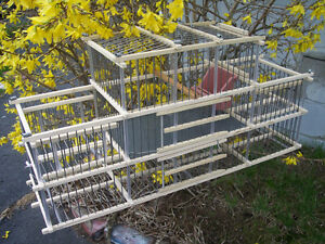Finch Trap Cage http://www.ebay.com/itm/HAND-MADE-BY-RAUL-SMALL-FINCH-WOOD-TRAP-BIRD-CAGE-JAULA-DE-TRAMPAS-HECHA-A-MANO-/160740586777