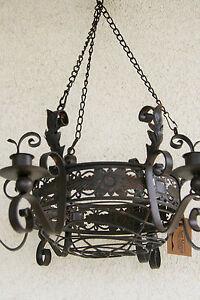 h ngeleuchter f r kerzen kerzenleuchter h ngekorb mit kerzen kronleuchter ebay. Black Bedroom Furniture Sets. Home Design Ideas