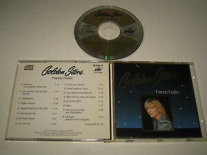 HANNE-HALLER-GOLDEN-STARS-ARIOLA-18-832-6-CD-ALBUM