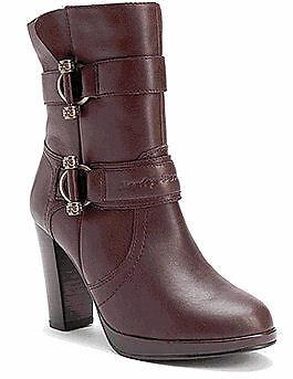 Harley Davidson Womens Boots Marissa Brown All Sizes