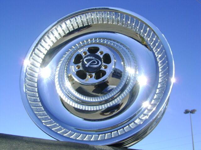 Harley Softail Deuce Duece Chrome Wheel Rim Rear HD
