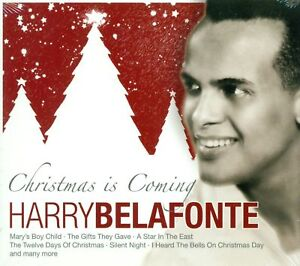 HARRY-BELAFONTE-CHRISTMAS-IS-COMING-CD-NEU-OVP-E1537