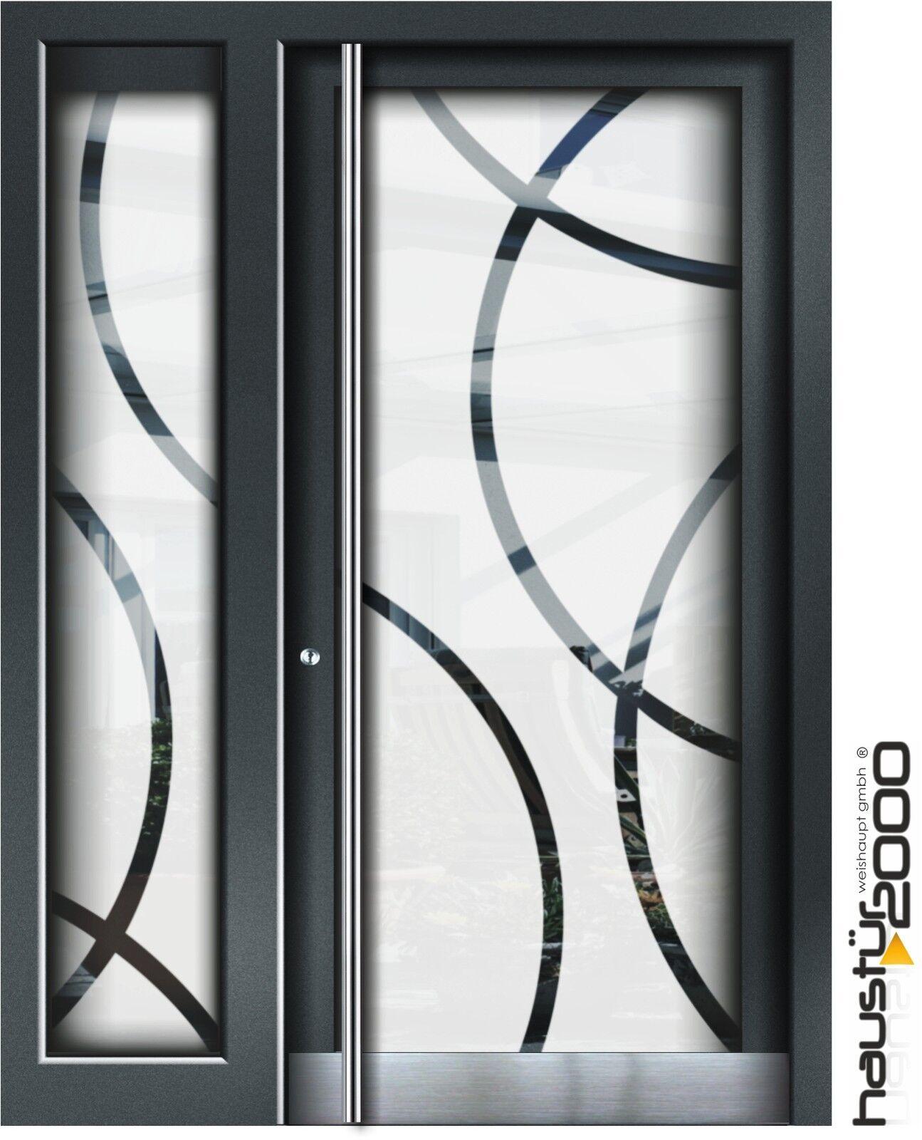 haust r2000 aluminium haust r glas t r alu haust ren nach ma mod ht 6513 gla ebay. Black Bedroom Furniture Sets. Home Design Ideas